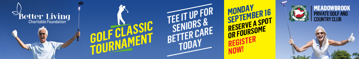 Golf Classic Tournament 2019 - Tee it up for Seniors and Better Care Today