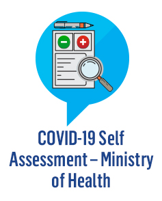 COVID-19 Self Assessment - Ministry of Health