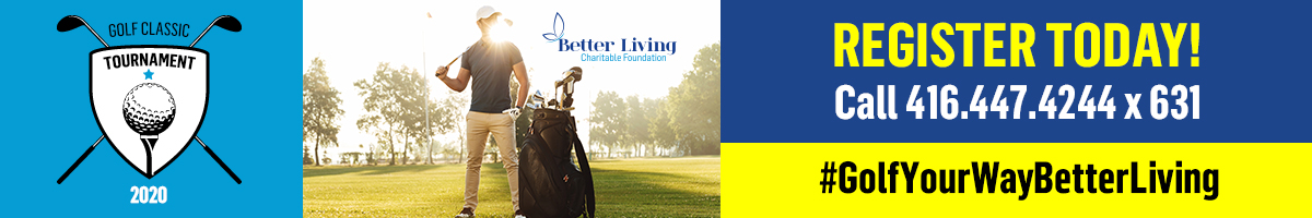 2020 Better Living Golf Classic registration