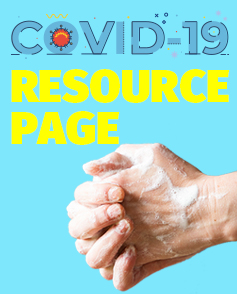 Covid-19 Resource page button