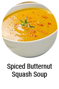 Spiced Butternut Squash Soup Button