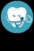 Oral Health Button